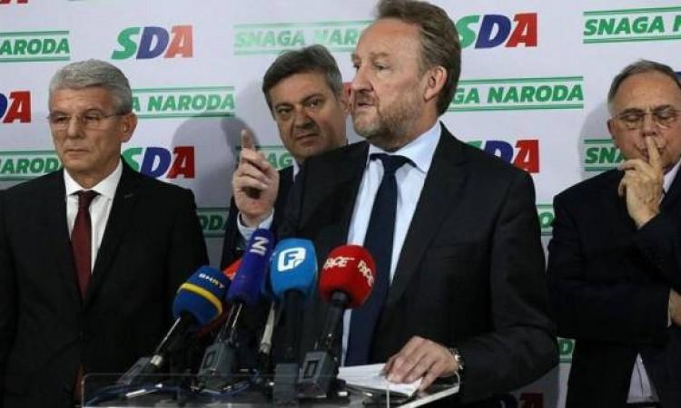 SDA: Čim se formira Vlada FBiH, odmah možemo početi razgovore s HDZ-om