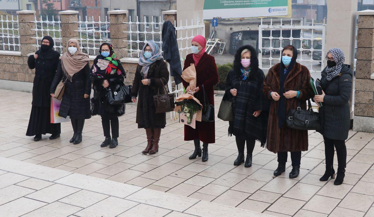 U Travniku održana treća redovna sjednica predsjedništva organizacije Žene SDA