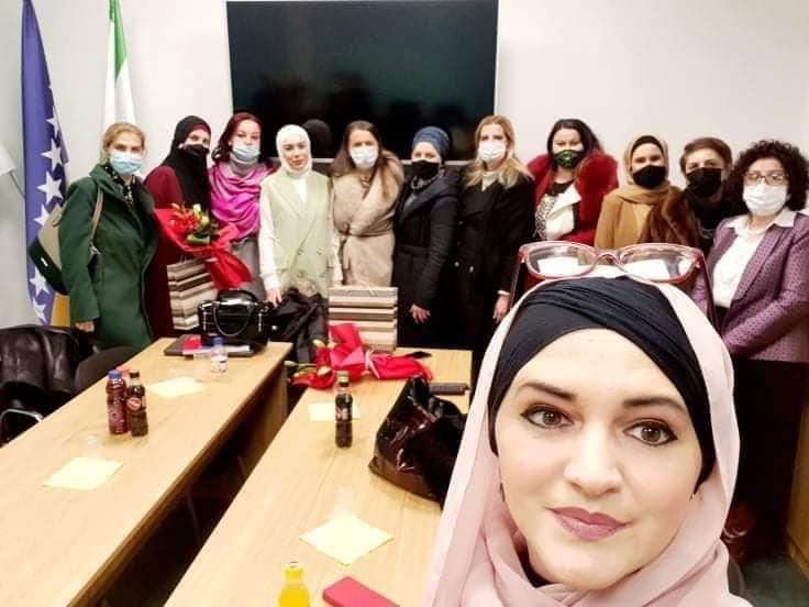 """Organizovana tribina pod nazivom """"Moj hidžab"""""""